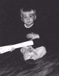 Kurt Cobain|Foto enviada por Caio Favaretto