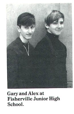 Geddy Lee e Alex Lifeson