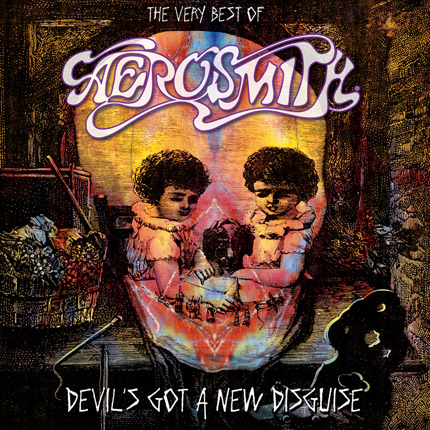 Devils Got a New Disguise (colet�nea, Aerosmith) - similar � anterior, e mais bem-feita, do Def Leppard