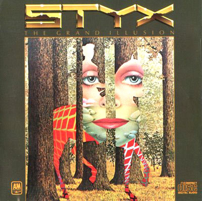 The Grand Illusion (Styx, 1977)