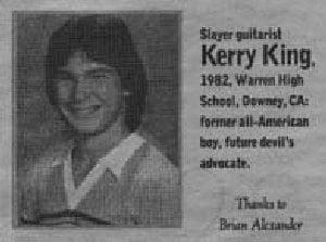 Kerry King|Foto enviada por Rafael Bernardi Rizzon