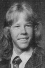 James Hetfield|Foto enviada por Guilherme Madke