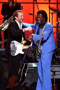 Eric Clapton e Buddy Guy